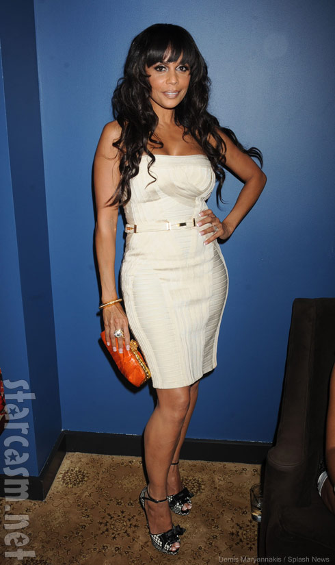 Rumored Real Housewives of New Jersey new cast member Alisa Maria