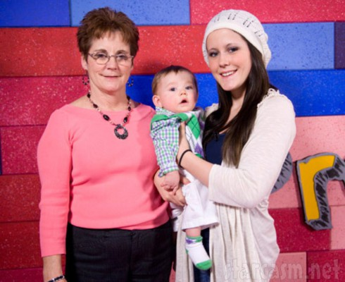Jenelle Evans Jace and Barbara Evans