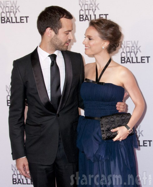 Benjamin Millepied and Natalie Portman wedding August 4 2012