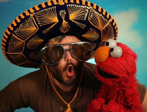 Sesame street celebrity songs feist
