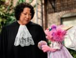 Sesame Street Season 43 Supreme Court Justice Sonia Sotomayor