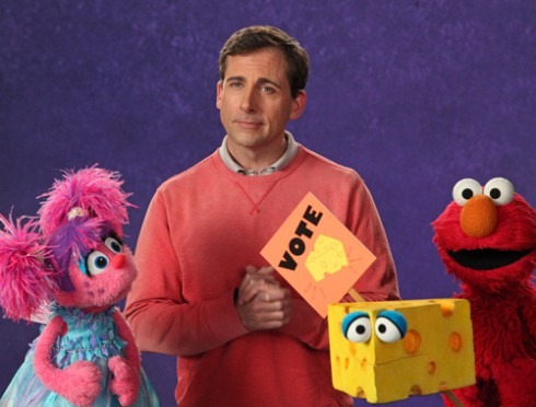 Sesame Street Season 43 Steve Carell