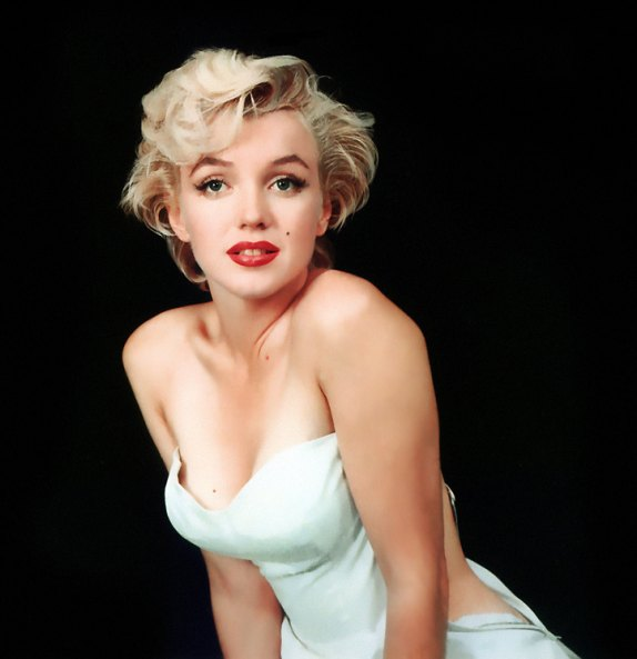 Marilyn Monroe real dress size, measurements, weight