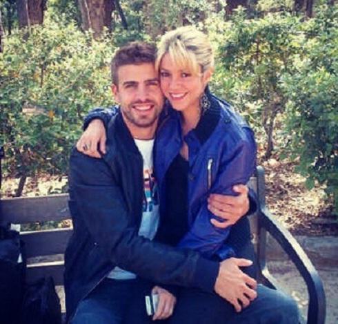 Shakira is pregnant with boyfriend Gerard Pique's child