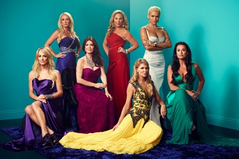 'Real Housewives of Beverly Hills' season 3 cast photo