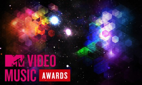 2012 MTV Video Music Awards logo graphic