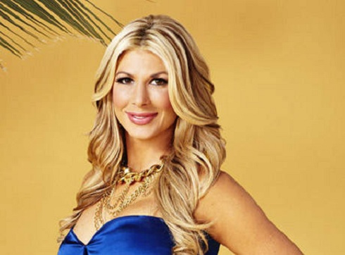 Alexis Bellino in 'Real Housewives of Orange County' cast photo