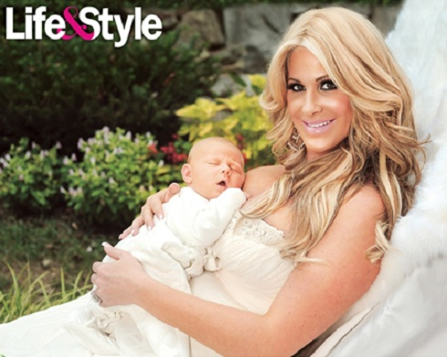 First photos of Kash Kade, son of 'Real Housewives of Atlanta' star Kim Zolciak and Kroy Biermann