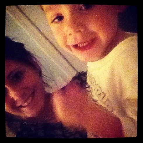 Teen Mom 2 star Jenelle Evans and son Jace