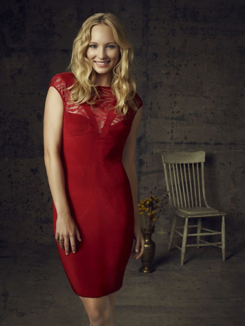 Vampire Diaries Season 4 Candice Accola as Caroline Forbes