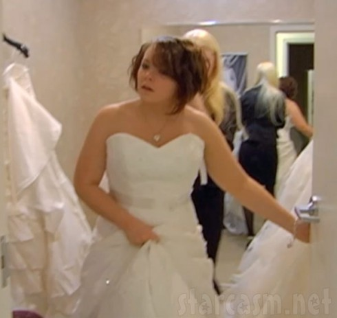 Teen Mom Catelynn Lowell wedding photo