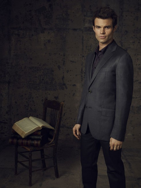 Vampire Diaries Season 4 Daniel Gillies as Elijah Mikaelson