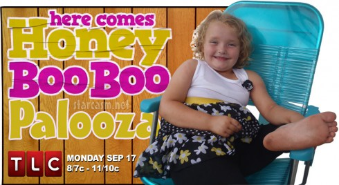 Here Comes Honey Boo Boo unseen footage special to air on TLC