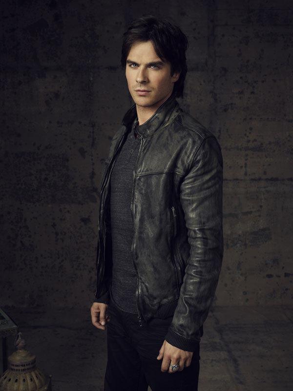 Damon And Stefan Salvatore Season 4 The Vampire Diaries Se...