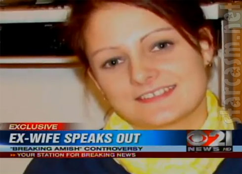 Breaking Amish Jeremiah Raber's ex-wife Naomi Stutzman gives an interview