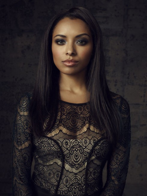 Vampire Diaries Season 4 Kat Graham as Bonnie Bennett