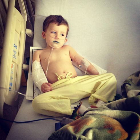 16 and Pregnant's Nikkole Paulun's son Lyle in intensive care for asthma
