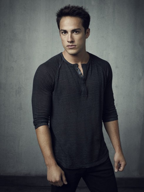 Vampire Diaries Season 4 Michael Trevino as Tyler Lockwood
