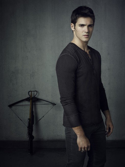 Vampire Diaries Season 4 Steven R. McQueen as Jeremy Gilbert