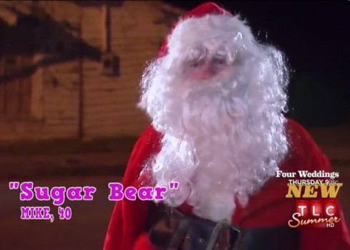 Here Comes Honey Boo Boo star Sugar Bear as Santa Claus