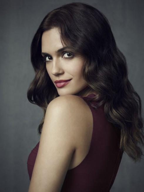 Vampire Diaries Season 4 Torrey DeVitto as Meredith Fell