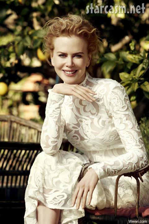 Nicole Kidman estranged from children