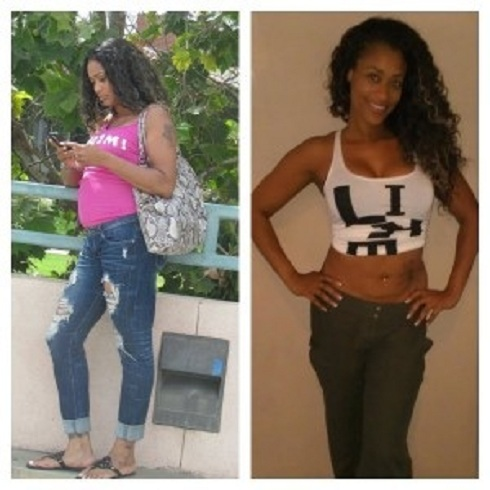 'Basketball Wives' star Tami Roman before and after weight loss