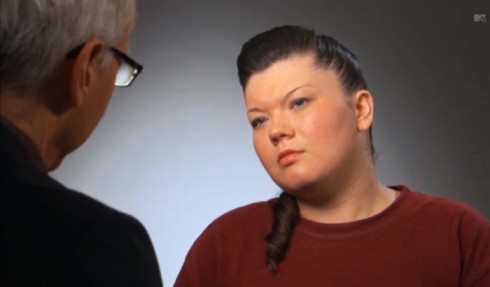 Dr. Drew interviews Teen Mom Amber Portwood behind bars in prison for MTV special