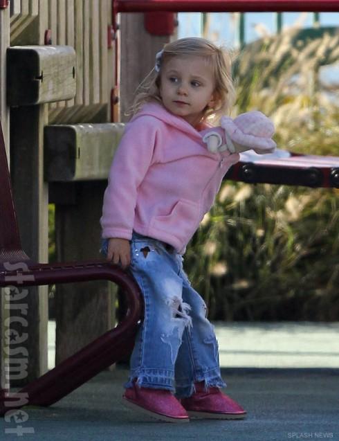 Recent photo of Bethenny Frankel's daughter Bryn Hoppy