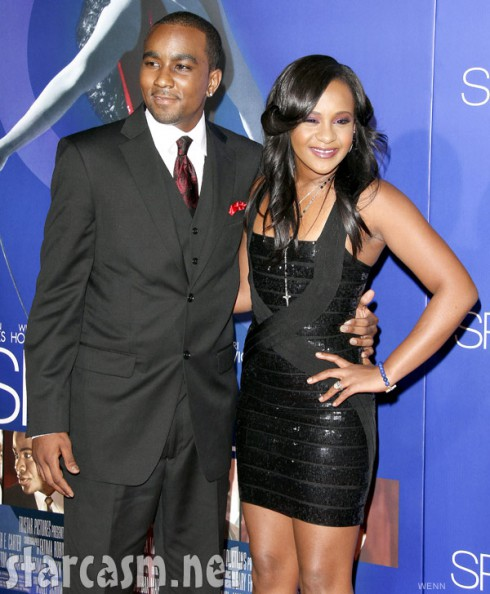 Bobbi Kristina and Nick Gordon are engaged