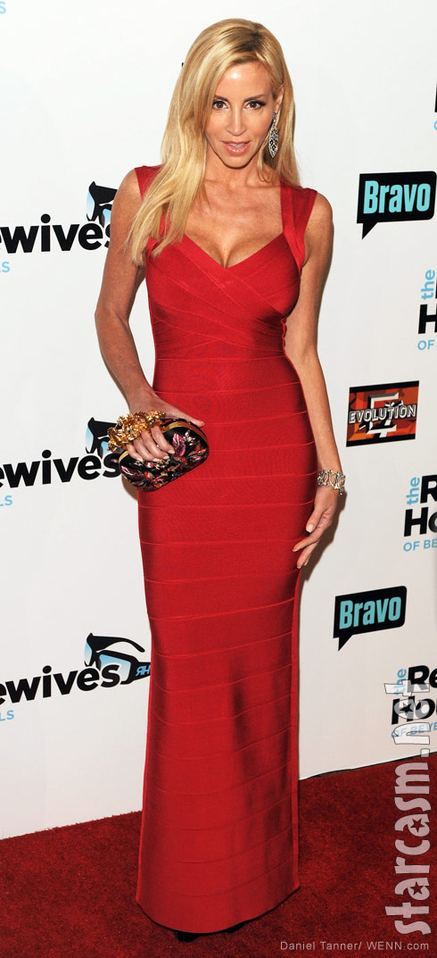Camille Grammer Real Housewives of Beverly Hills Season 3 Premiere