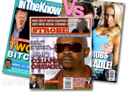 Couples Therapy fake magazine covers