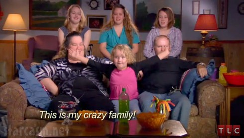 Honey Boo Boo This is my crazy family!