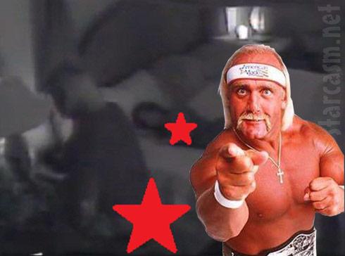 Hulk Hogan sex tape photo