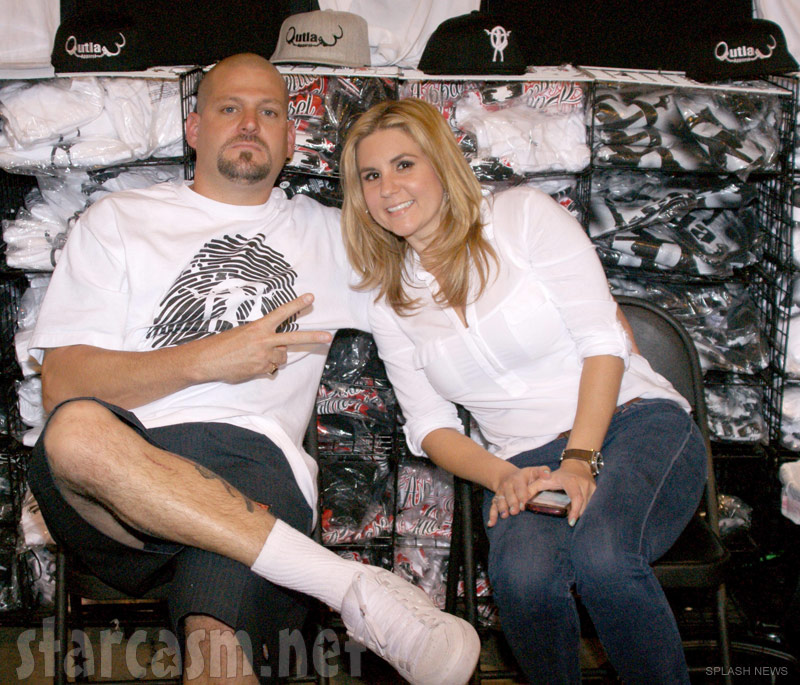 Jarrod and Brandi from Storage Wars