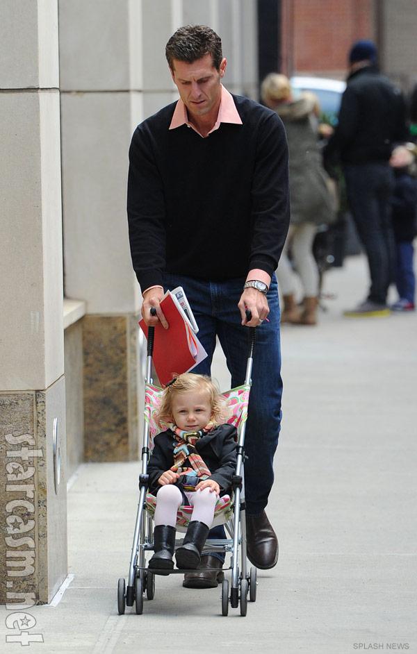Bethenny Frankel's husband Jason Hoppy and daughter Bryn