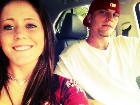 Jenelle Evans and boyfriend Courtland Rogers
