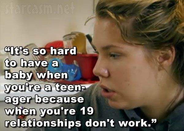 Top 5 quotes from the Teen Mom 2 Season 3 trailer - starcasm.net