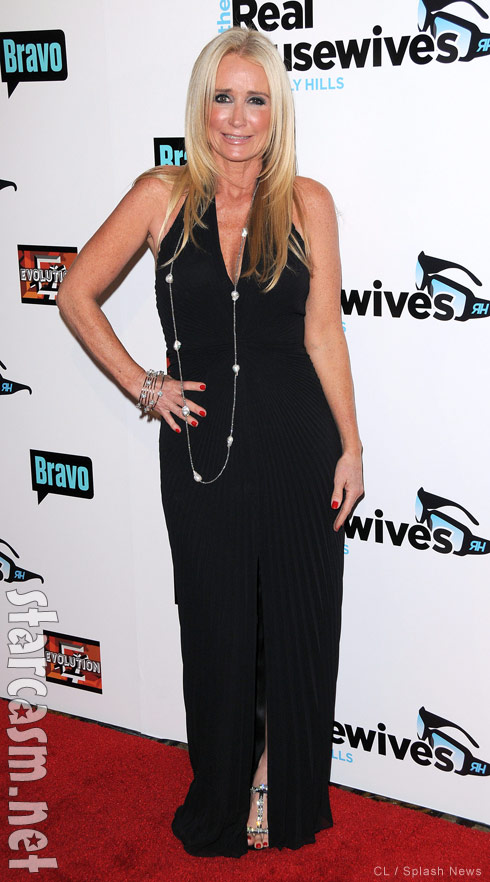 Kim Richards Real Housewives of Beverly Hills Season 3 Premiere
