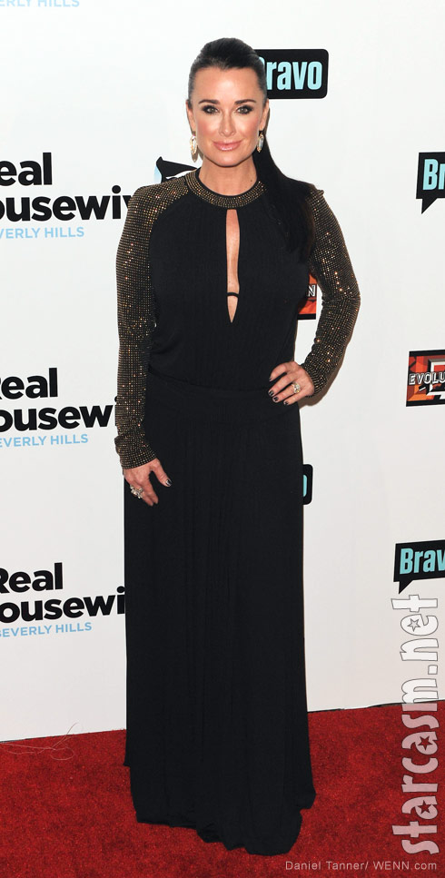 Kyle Richards Real Housewives of Beverly Hills Season 3 Premiere