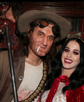 John Mayer and Katy Perry on Halloween