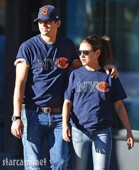 Ashton Kutcher and Mila Kunis pregnant, expecting a baby?