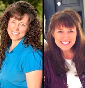 Michelle Duggar makeover before and after photos