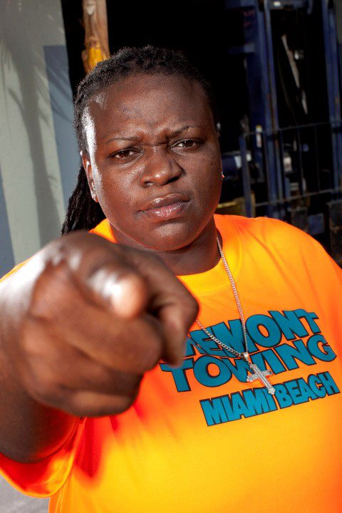 Bernice from South Beach Tow Tremont Towing