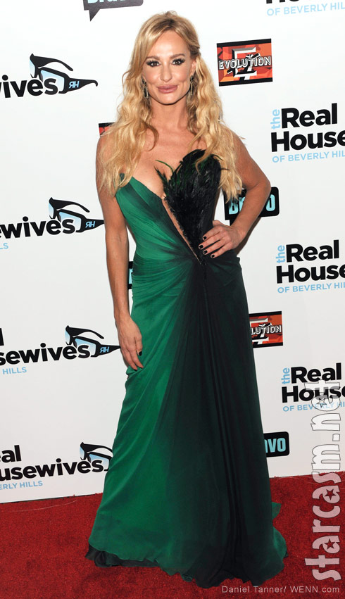 Taylor Armstrong Real Housewives of Beverly Hills Season 3 Premiere