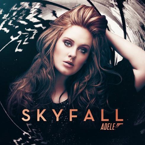 Skyfall single by Adele James Bond theme