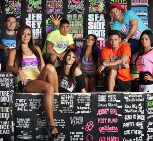 'Jersey Shore' season 6 cast photo