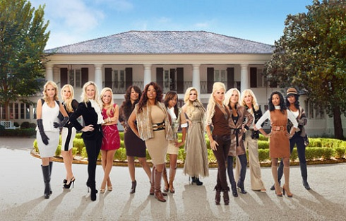 'Big Rich Atlanta' season 1 cast photo