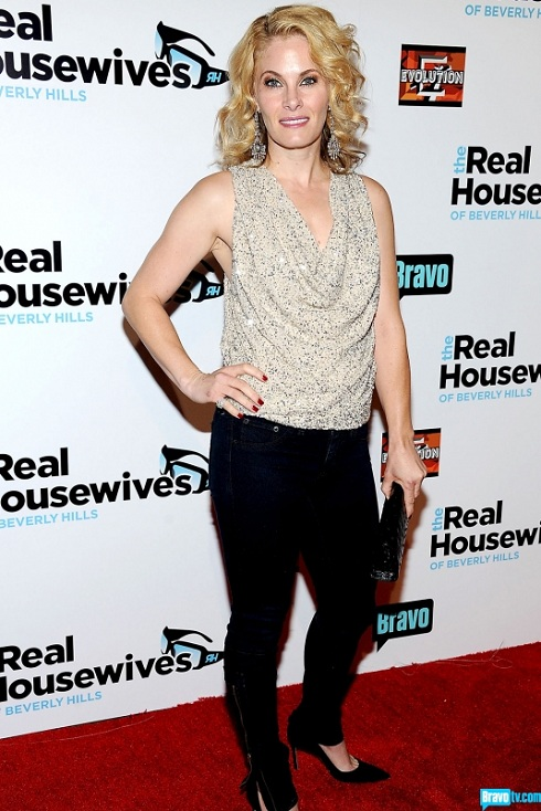 Marisa Zanuck at the 'Real Housewives of Beverly Hills' season 3 premiere party