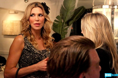Brandi Glanville on 'Real Housewives of Beverly Hills'
